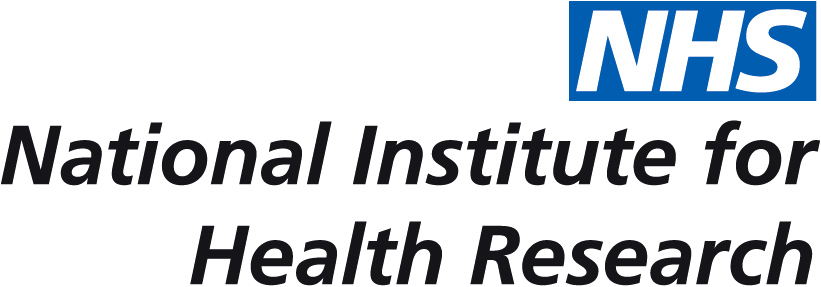 NHS National Institute for Health Research Logo