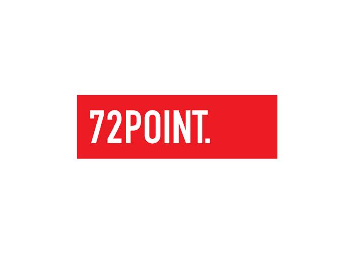 72Point logo