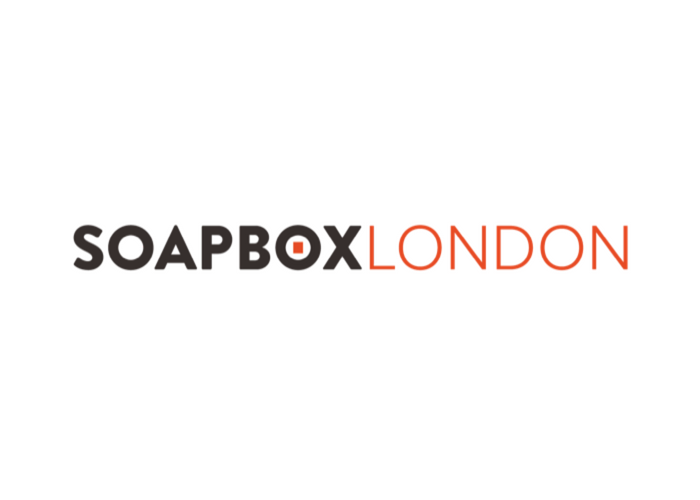 Soapbox London logo