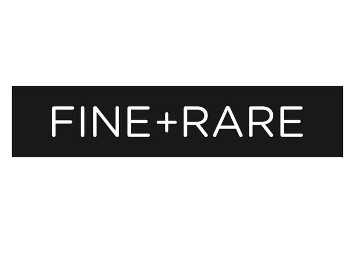 Fine & Rare logo