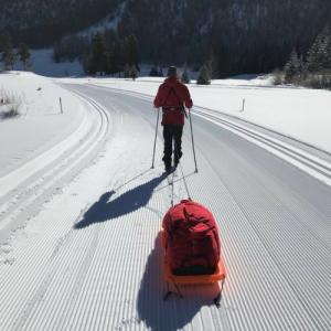 Uzi with sledge