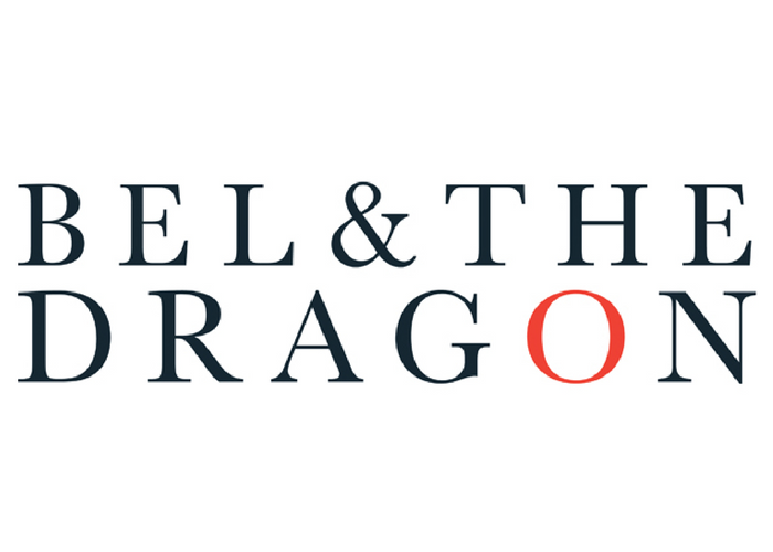 Bel & the Dragon logo