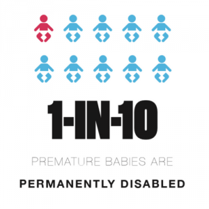 1 in 10 babies