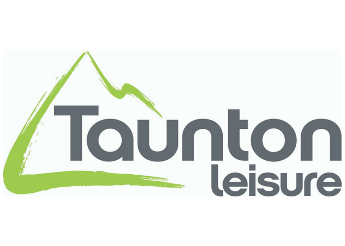 Taunton leisure logo