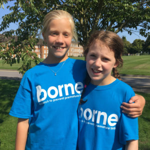 Lois and Freya in Borne gear_crop