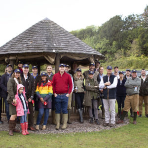 Borne Shooting group photo - crop