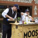 Moose staff serving cocktails 01 - crop