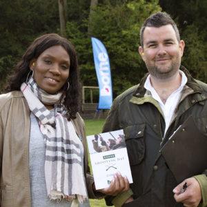 Sharon and Gareth volunteers 01 - crop