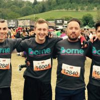 Borne Tough Mudder challenge - crop 02