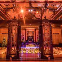 Freemason's Hall reception room