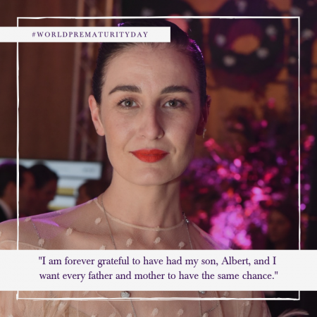 Erin O'Connor for WPD 2018