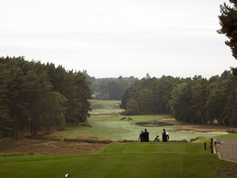 Sunningdale course 03