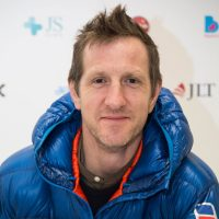 Borne Arctic Trek  2018 launches in London with former England rugby international Will Greenwood MBE, former special forces sergeant and TV presenter Jason Fox and polar explorer Alan Chambers MBE. PICTURED: Will Greenwood. Unit London, London, February 28 2018.